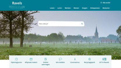 """Gemeente lanceert nieuwe website: """"Frisser en gebruiksvriendelijker"""""""
