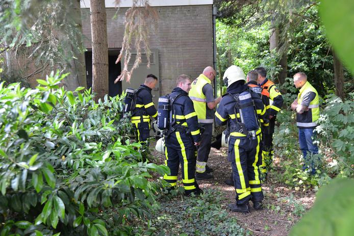 Bijna 3.500 huishoudens in Ulvenhout en omgeving hebben donderdagmiddag zonder stroom gezeten.