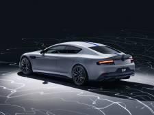 Dit is de allereerste elektrische Aston Martin