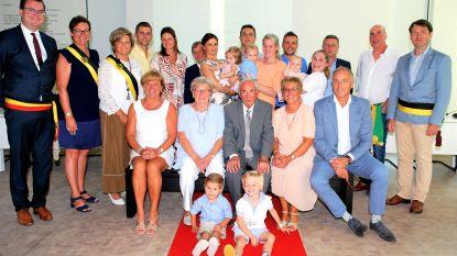 André en Fernanda vieren 65 jaar huwelijksgeluk