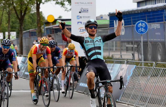 Yves Coolen won de Omloop van Valkenswaard.