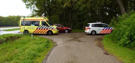 Gewonde na aanrijding tussen auto en scootmobiel in Aalten
