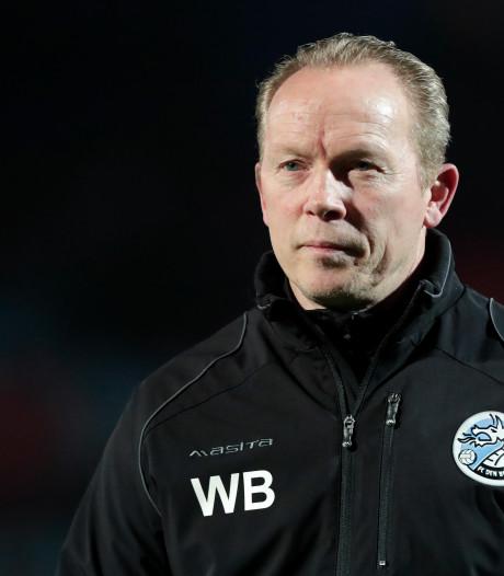 Geen excuses meer bij FC Den Bosch, trainer Wil Boessen eist een overwinning tegen Helmond Sport