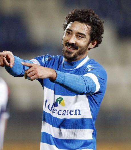 Nieuwe dreun voor Willem II door fabelachtige invalbeurt PEC-spits Reza
