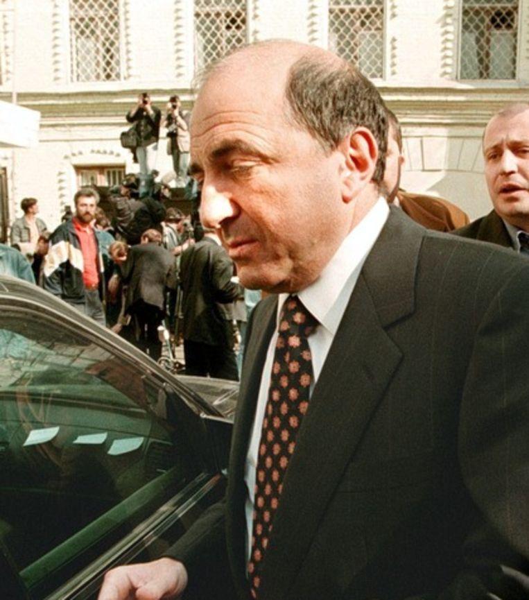 Boris Berezovski. Beeld epa