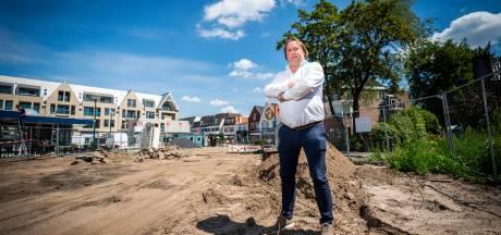 Bilthovense winkeliers zitten nog maanden met opengebroken straat: 'De moed zakt ons in de schoenen'