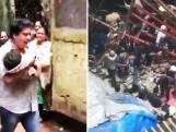 Woonflat in Mumbai stort in, meerdere doden