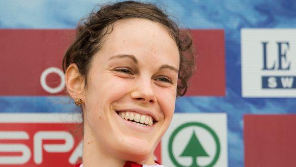 Louise Carton bleef ruim onder de EK-limiet op de 5.000 meter.