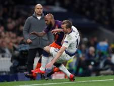 Spurs-spits Kane heeft zware enkelblessure