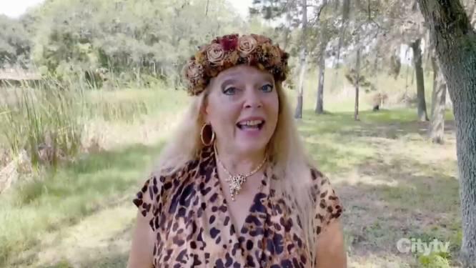 Carole Baskin gaat een serie over dierenmishandeling maken