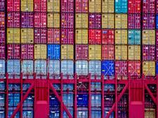 Goederenoverslag in Rotterdamse haven toegenomen