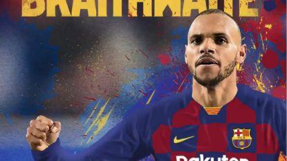 Football Talk. Barcelona heeft nieuwe Deense spits beet - Meunier wist niet dat hij op scherp stond