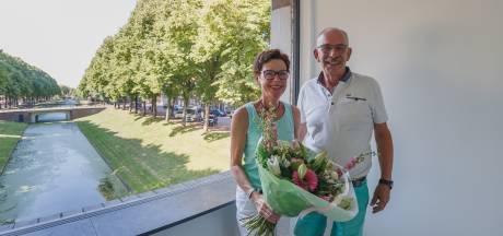 Piet en Wilma dolgelukkig met appartement in Kreekgebouw Klundert: 'Maar veel mensen verklaarden ons voor gek'