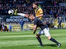 NAC geeft tegen FC Eindhoven 3-1-voorsprong uit handen en pakt punt