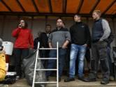 Protestactie boeren in Zwolle afgelopen na ultimatum burgemeester en beloofde brief aan ministerie