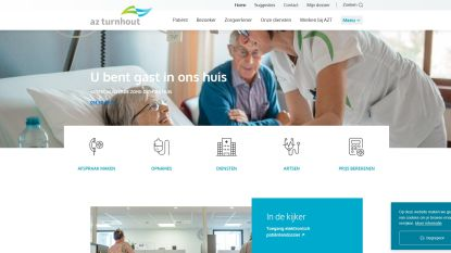 Nieuwe website AZ Turnhout gebruiksvriendelijker voor smartphone
