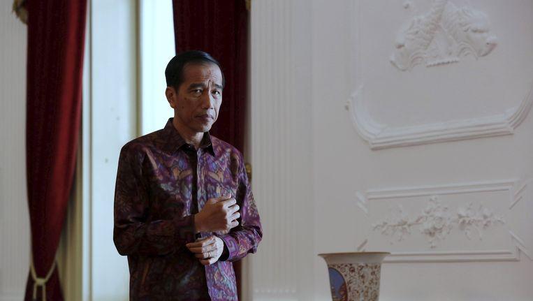 De Indonesische president Joko Widodo. Beeld reuters
