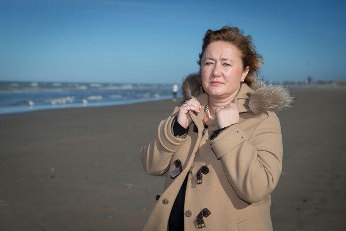 Anne Martens, waarnemend gouverneur van West-Vlaanderen.