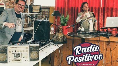 """Balthazar-dj's brengen elke zondag Radio Positivoo: """"Glimlach op het gezicht van de mensen toveren"""""""