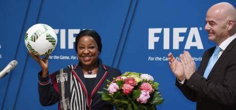 'Ik moest strijden tegen racisme en seksisme bij FIFA'