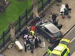 Schokkende beelden van dader die door Londen raast