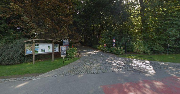Domein Drie Fonteinen in Vilvoorde, waar de jongen in elkaar werd geslagen.