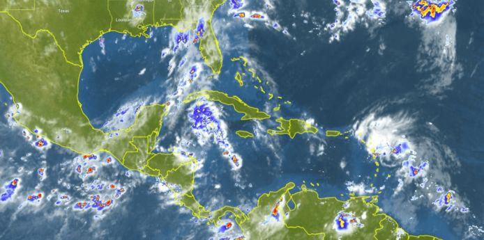 Satellietfoto met Laura en Marco nog in ontwikkeling.