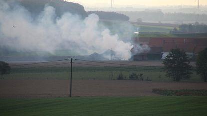 Afbraakbedrijf riskeert boete na aangestoken afvalbranden