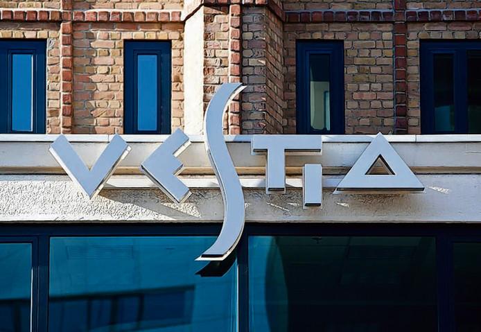 Het hoofdkantoor van woningcorporatie Vestia in Rotterdam.