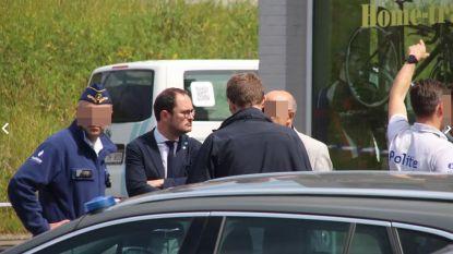 Wijkagent neergestoken in Kortrijk