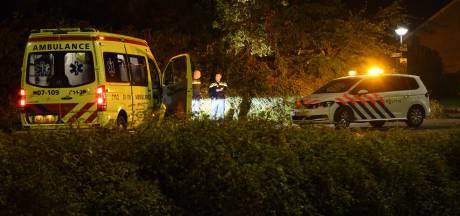 Fietser gewond na val op Callenbachstraat in Nijkerk