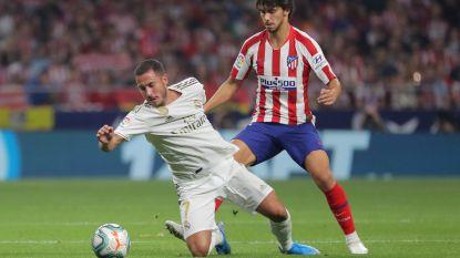Madrileense derby tussen Atlético en Real baart een muis