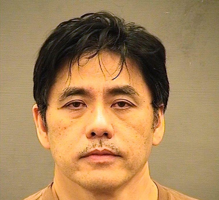 Jerry Chuan Shing Lee op een politiefoto. Beeld AP