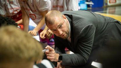 """Christophe Beghin (Giants) teleurgesteld na pijnlijke nederlaag: """"Ik heb geen ploeg gezien tegen Leuven"""""""