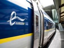 Eurostar: We gaan 40 procent van de mensen uit het vliegtuig krijgen
