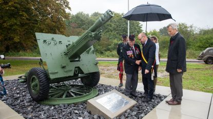 Kanon uit WOII herinnert aan Bevrijding