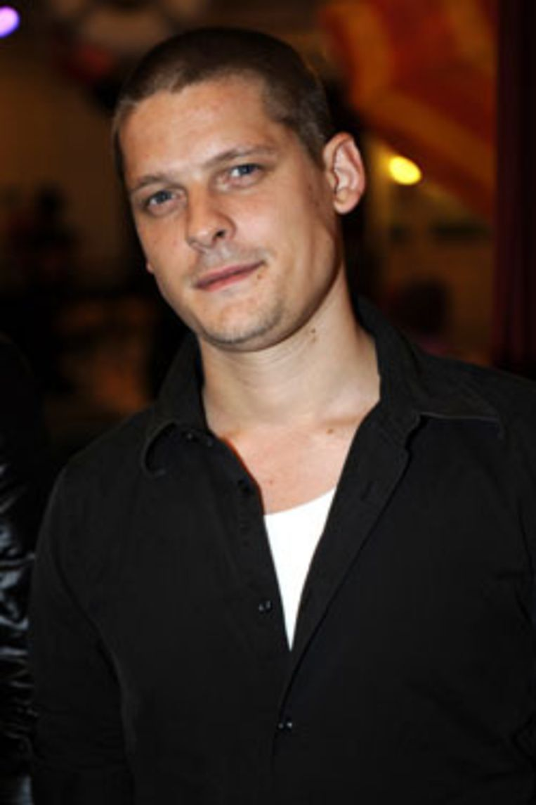 Teun Kuilboer speelt de hoofdrol in de korte film DEAL. Foto Bruno Press Beeld