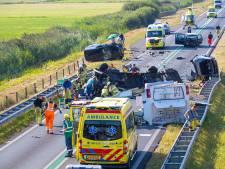 Na ravage bij megacrash in Kampen zwelt N50-discussie weer aan: 'De weg is een rommeltje'