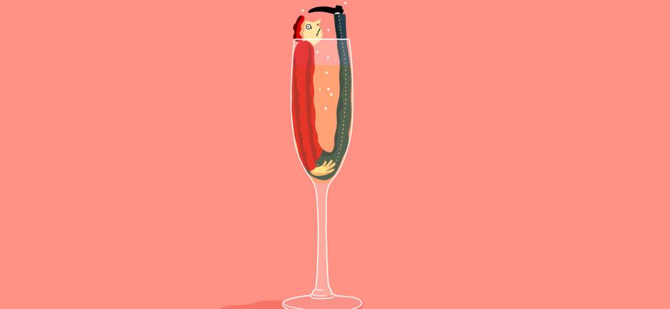 Is het nog wel de tijd om allen uit de avondmaalsbeker te drinken?