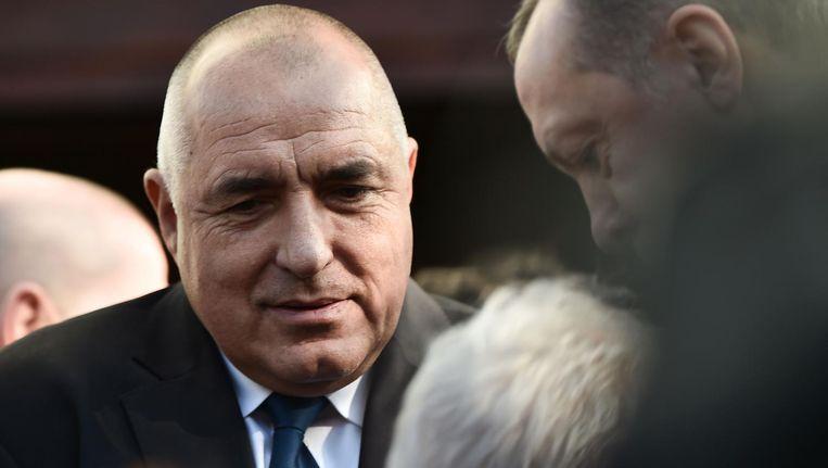 Boyko Borisov Beeld anp
