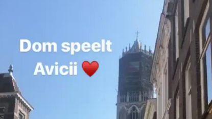 Zo klinkt eerbetoon voor Avicii vanaf de Utrechtse Dom