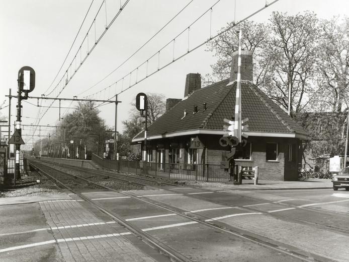 Station Vleuten in 1995.