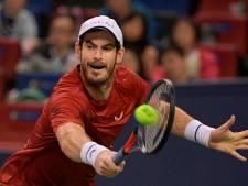 "Andy Murray battu, mais rassuré: ""Ma hanche va plutôt bien"""