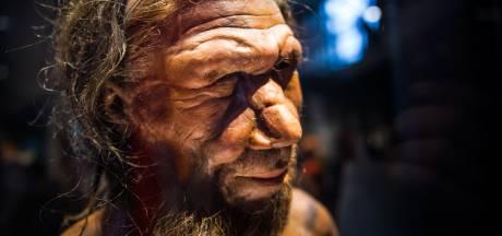 De neanderthaler is niet uitgeroeid, hij zit in ons dna