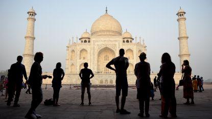 Wie redt de door toeristen en vervuiling geplaagde Taj Mahal?