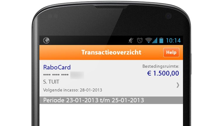 null Beeld framed_Screenshot-Rabobank-Creditcard