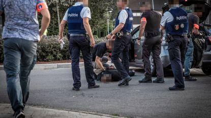 """In het spoor van het Snelle Respons Team van de Antwerpse politie: """"Cercle Brugge is met twee bussen, die kunnen we wel aan!"""""""