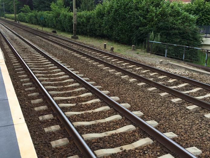 Suïcidale jongen na aanrijding met trein in Zwolle gevonden.