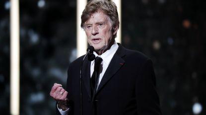 'Avengers'-acteur Robert Redford krijgt oeuvreprijs op Filmfestival Marrakesh