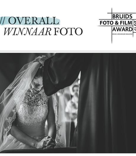Bommelse bruidsfotograaf winnaar van Bruidsfoto & Film Award 2017